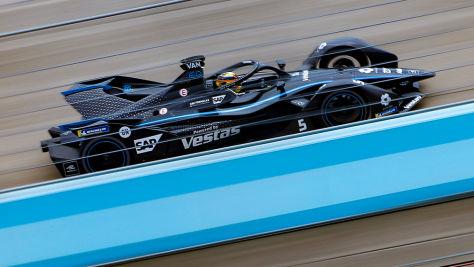 Formel E: erster Sieg