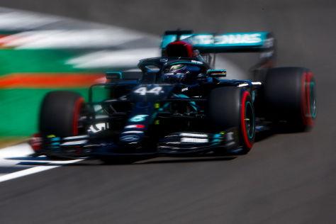 Formel 1: FIA verbietet Party-Modus