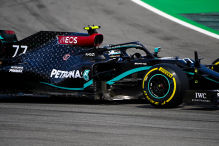 Formel 1: Mercedes stark in Barcelona