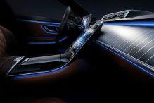 Mercedes S-Klasse (2020): W223, Komfort, Luxus, Marktstart