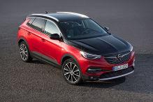 Opel Grandland X Hybrid: Leasing, Preis, SUV