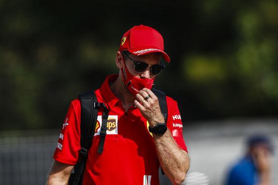 Vettel im Zentrum der Gerüchteküche