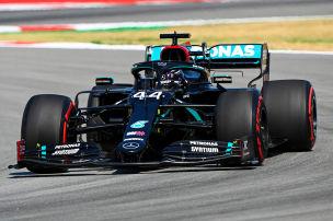 Vettel k�mpft sich in die Punkte