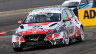 TCR Germany: Gaststarter top