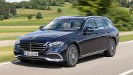 Mercedes E 300 de T PHEV: Fahrbericht