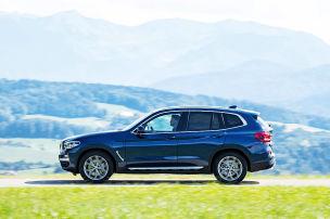 BMW X3 xDrive30e: Fahrbericht