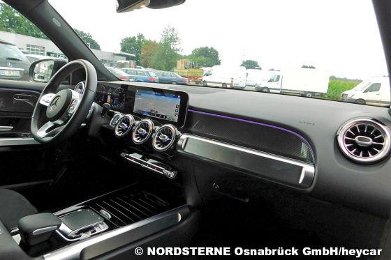 Mercedes GLB 200 mit AMG Line 10.000 Euro unter Neupreis