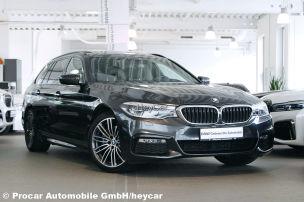 BMW 530d mit 45.000 Euro Wertverlust