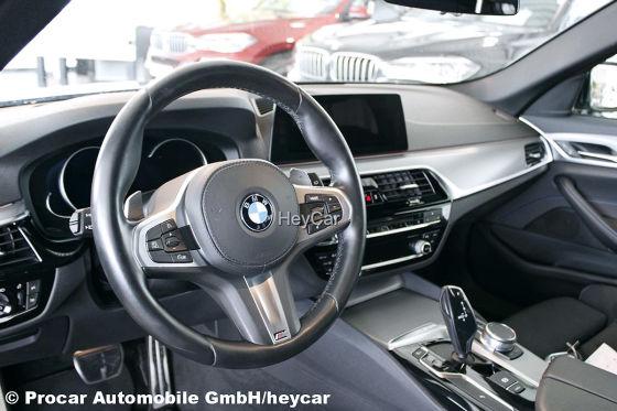 Junger BMW 530d Touring mit 45.000 Euro Wertverlust zu verkaufen