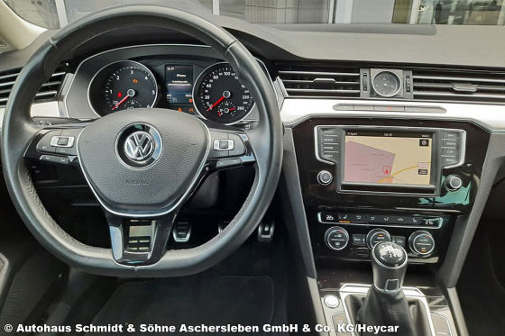VW Passat Alltrack als günstige SUV-Alternative