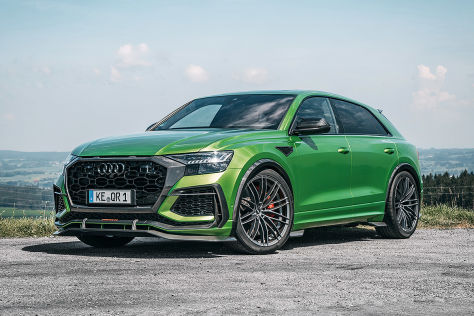 Audi RS Q8 Tuning: Abt RSQ8-R