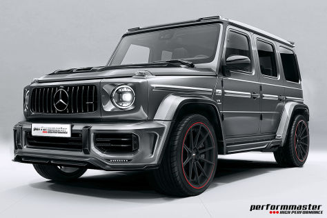 Mercedes-AMG G 63: Tuning, Performmaster