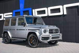 Mercedes-AM G 63: Posaidon