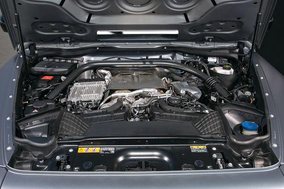 Mercedes-AMG G 63 mit fast 1000 PS soll 280 km/h schaffen