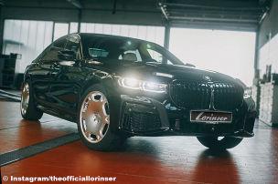 Mercedes-Felgen f�r den neuen BMW 7er