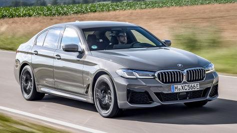 BMW 545e: Test, Plug-in-Hybrid, Motor, Preis