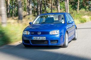 VW Golf R32: Fahrbericht
