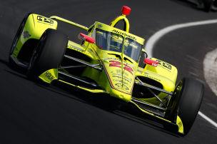 Indy-500: Pagenaud hat Respekt vor Alonso