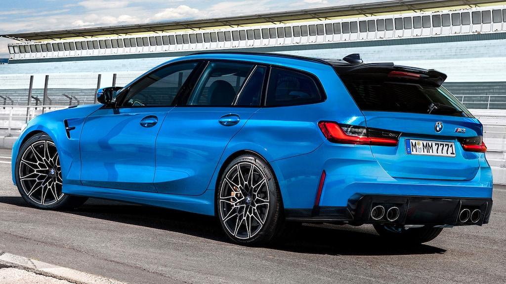 BMW M3 kommt erstmals als Kombi