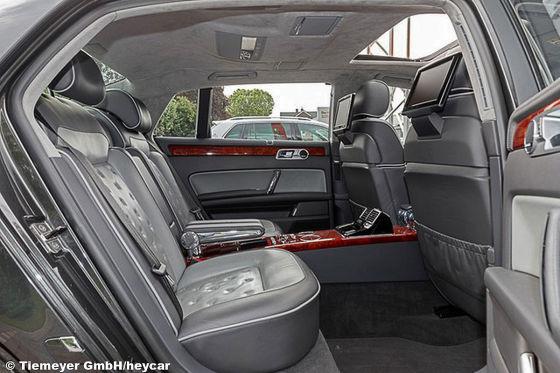 Dieser VW Phaeton lockt mit Vollausstattung und 120.000 Euro Wertverlust