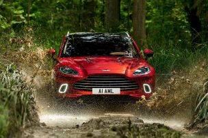 Aston Martin DBX: Fahrbericht, Motor, Preis