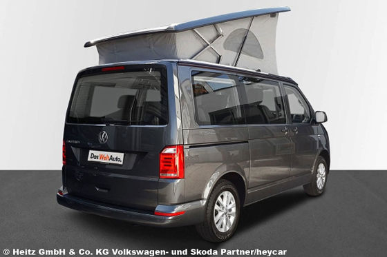 VW T6 California Beach: gebrauchter Camper
