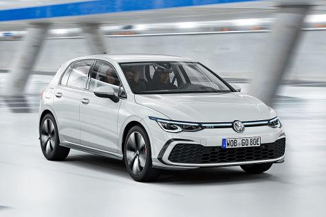 VW Golf GTE/Golf eHybrid (2020): Preis
