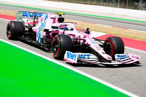 Formel 1: Copygate um Racing Point