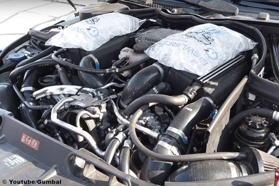 Dieser brutale Mercedes C 63 AMG hat 1200 PS