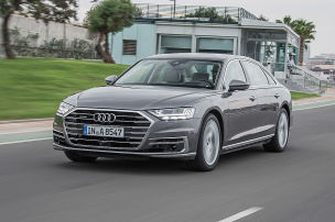 Audi A8 für 459 Euro brutto privat leasen