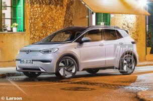 Der VW ID.1 wird ein kleines SUV