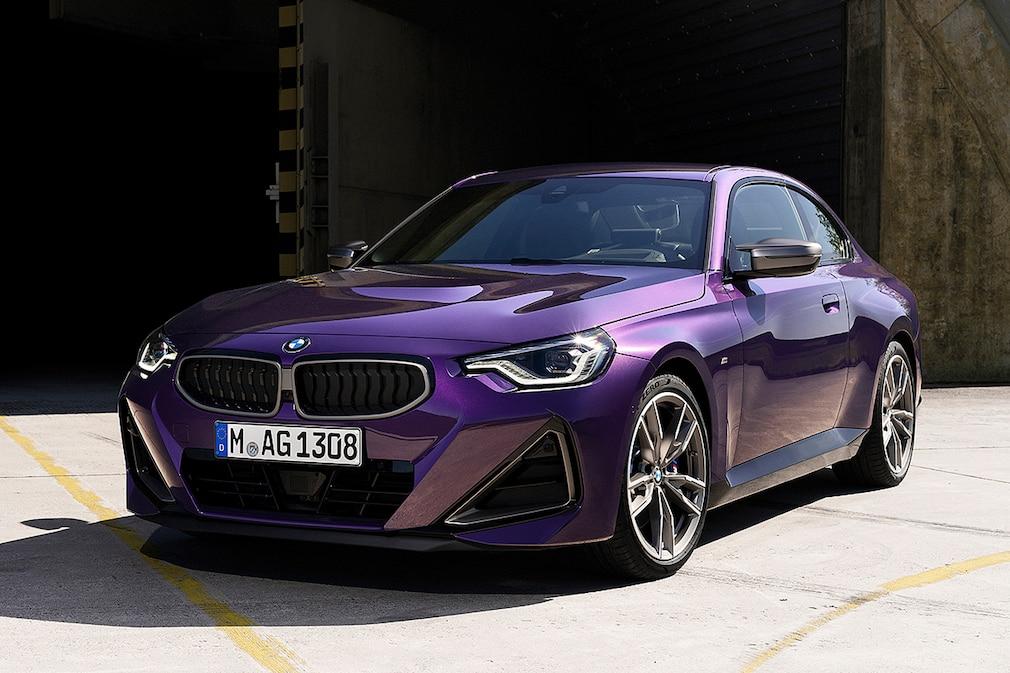 BMW 2er M240i Coupé
