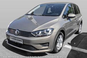 VW Golf Sportsvan unter 10.000 Euro