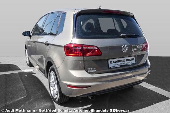 VW Golf Sportsvan mit guter Ausstattung zum Drittel des Neupreises