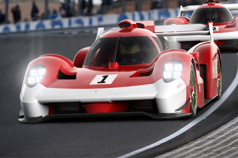 Le Mans: Vettel im Glickenhaus?