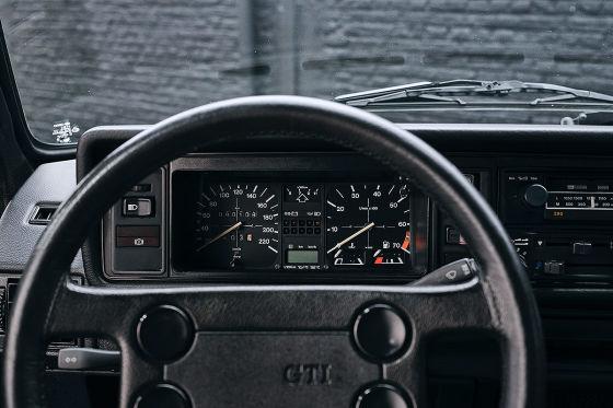 Golf 1 GTI Pirelli im Originalzustand zu verkaufen!