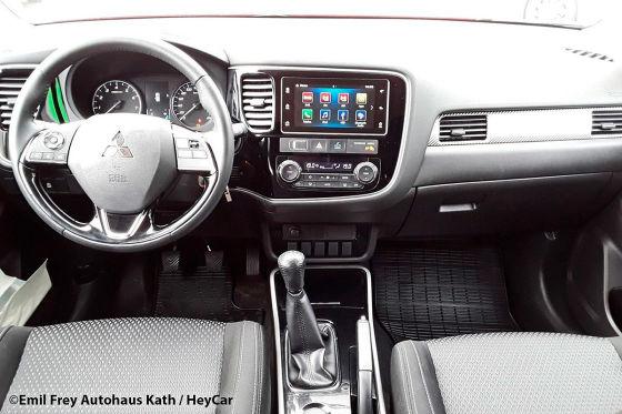 Drei Jahre alter Mitsubishi Outlander zum kleinen Preis