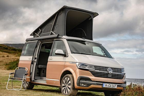 Sechs empfehlenswerte und günstigere Alternativen zum VW California!