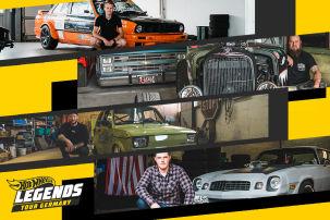 Hot Wheels Legends Tour 2020: Das Finale