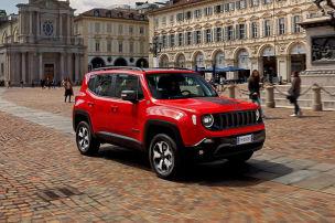 Jeep Renegade 4xe: Fahrbericht
