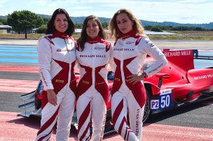 Fl�rsch startet Le Mans-Vorbereitung