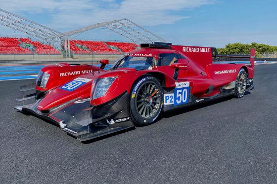 Flörsch startet Le Mans-Vorbereitung
