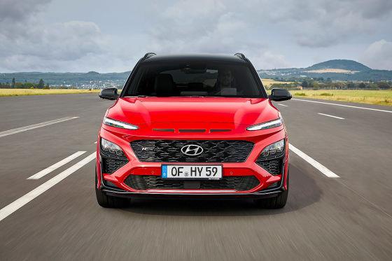 Das Facelift des Hyundai Kona kommt mit neuer Front und 48-Volt-System