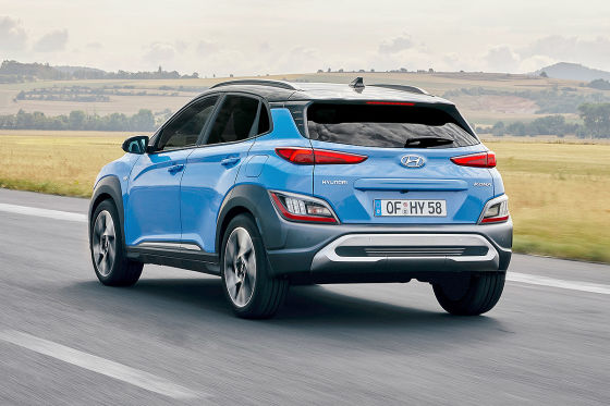 Hyundai Kona      !! Sperrfrist 02. September 2020  01:30 Uhr !!
