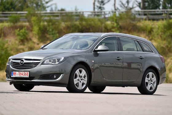 Opel Insignia 2.0 Sports Tourer 4x4: gebraucht, kaufen, Preis