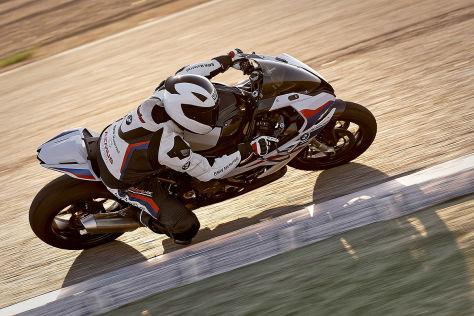 BMW M Endurance: wartungsfreie Kette für BMW Motorräder