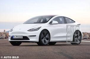 Tesla Einstiegsmodell