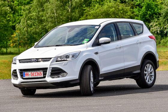 Ford Kuga 1.6 Ecoboost Titanium: SUV, gebraucht, Preis, kaufen