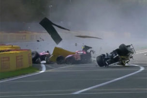 F1 verstärkt Reifenstapel in Spa