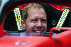 Vettel: Stift dabei, aber nicht f�r Unterschrift